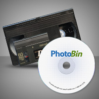 PhotoBin Video Conversion 6 Pack