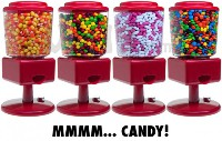 Candy Wizard Automatic Candy Dispenser -25 with FREE Shipping