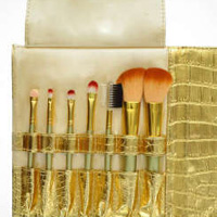 7 Piece Makeup Brush Set 13.00 with Free Shipping