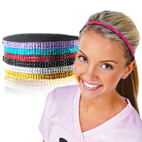 Rhinestone Headbands 6 Pack- $12.50 with Free Shipping