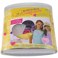 Build-A-Bear Craft Shop Fashion Decorating Kit - $13 with FREE Shipping!