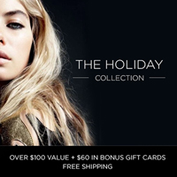 Holiday Beauty Collection by TotalBeauty.com - $25 with FREE Shipping!