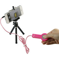 Camera Remote Control Shutter Release for iPhone 4/4S/5 - $13 with FREE Shipping!